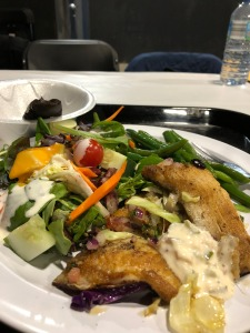 The Buffet healthy choice
