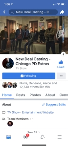 Booked to Work Chicago PD